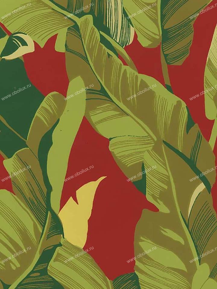 Американские обои Stroheim,  коллекция Color Gallery Crimson, артикул6437E0350