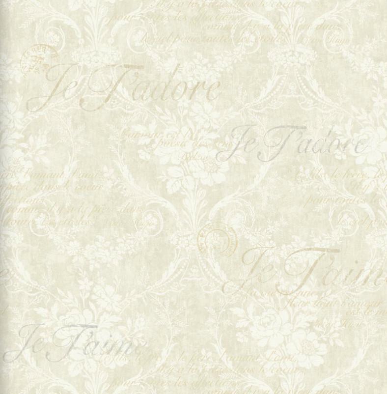 Американские обои Wallquest,  коллекция Style49 - Abbey Gardens, артикулHN40309