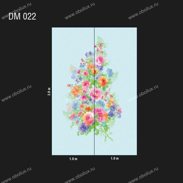 Российские обои Loymina,  коллекция Illusion, артикулDM-022