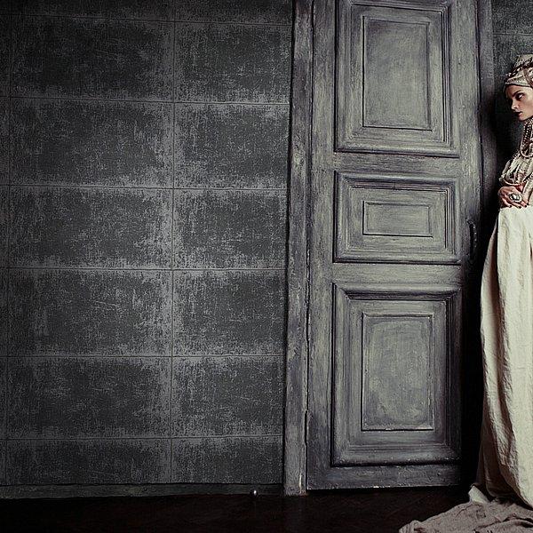 Бельгийские обои Tiffany Designs,  коллекция Metal Silk, артикулms47