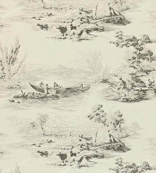 Английские обои Zoffany,  коллекция Chantemerle, артикулCHP05004