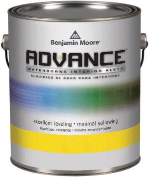 Advance 794 Interior Paint - High Gloss