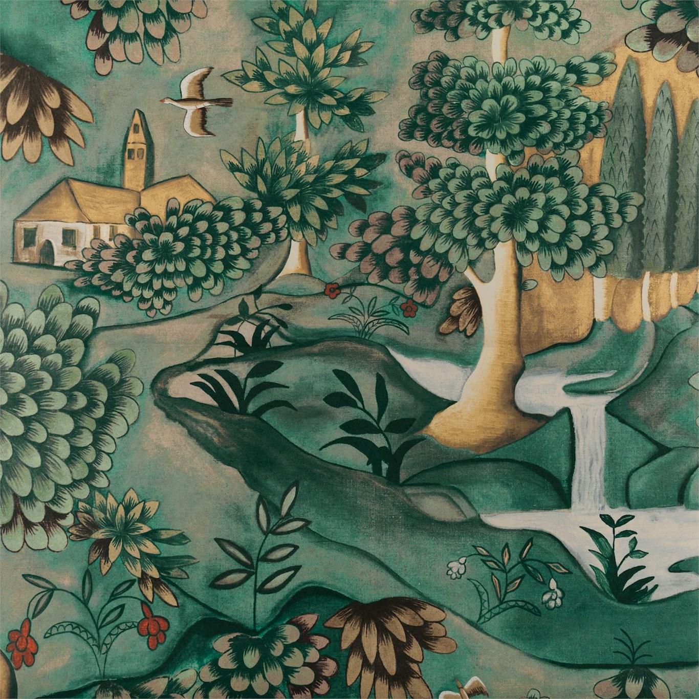 Английские обои Zoffany,  коллекция Arden, артикул310431