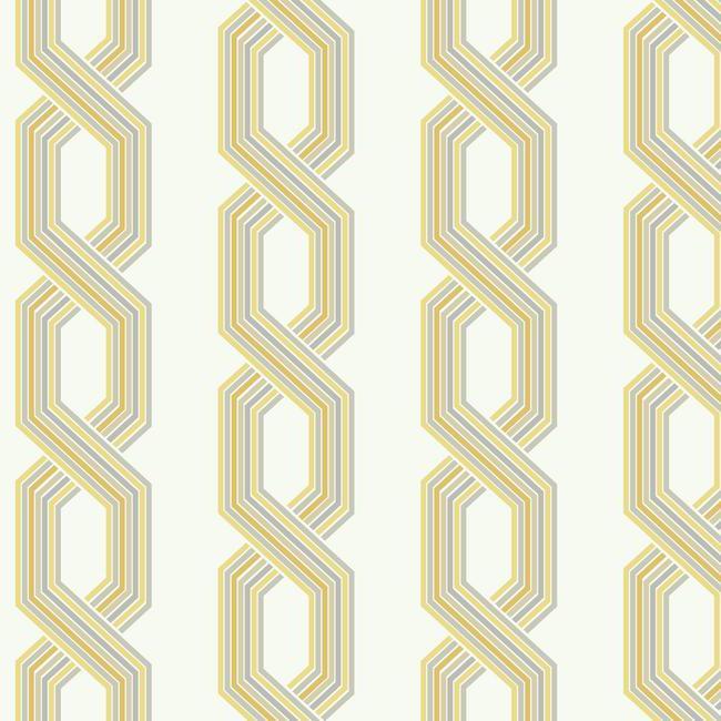 Американские обои York,  коллекция Ashford House - Ashford Geometrics, артикулGE3612