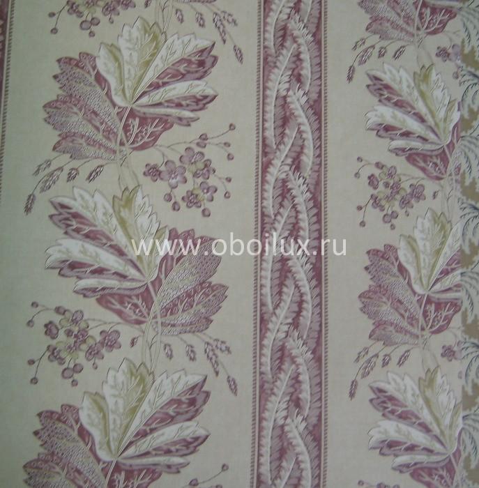 Английские обои Zoffany,  коллекция Chaumont Wallpapers, артикулZCHA01003