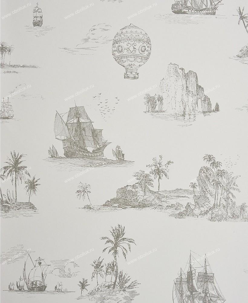 Французские обои Casadeco,  коллекция Chantilly, артикулCHT22959118