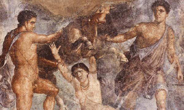 Бельгийские обои Atlas Wallcoverings,  коллекция Raphael 3, артикул1304