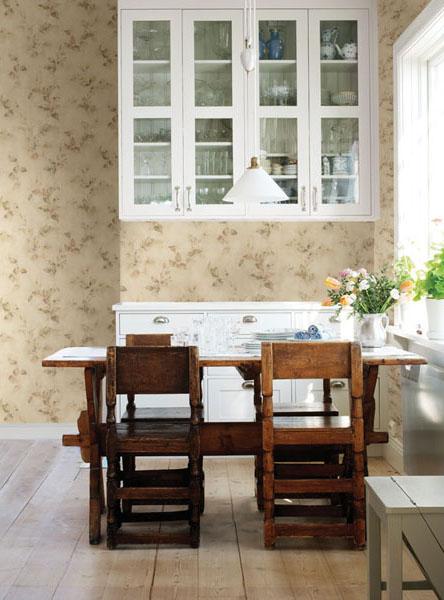 Американские обои Chesapeake,  коллекция Kitchen Bed & Bath IV, артикул414-65774