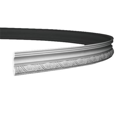 Карниз гибкий из полиуретана 1.50.251F