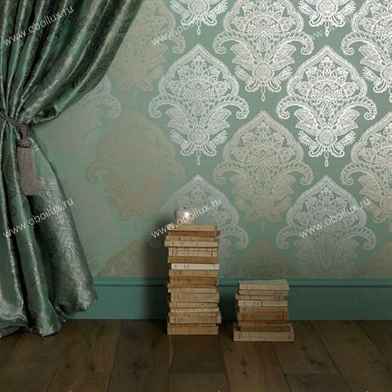Английские обои Nina Campbell,  коллекция Wallpaper Album III, артикулNCW4013-01