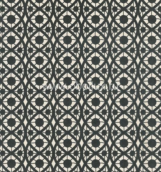 Английские обои The art of wallpaper,  коллекция Stripes Daisy Lace, артикулaow-lac-01
