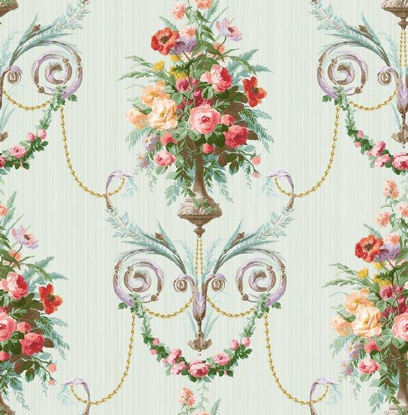 Американские обои Wallquest,  коллекция English Rose, артикулEN11902