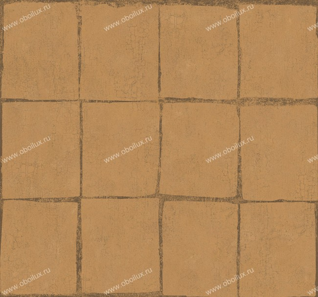Американские обои York,  коллекция Ronald Redding - Silver Leaf, артикулPM9203