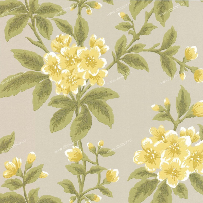 Английские обои Little Greene,  коллекция London Wallpapers III, артикул0282GRPRIMR