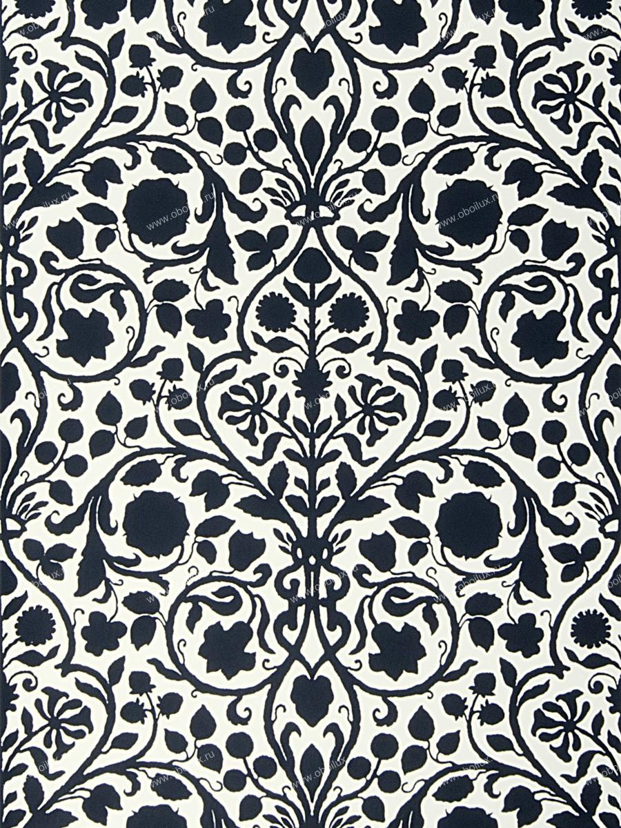 Американские обои Stroheim,  коллекция Palettes, артикулBENNETTNONWOVENCharcoal
