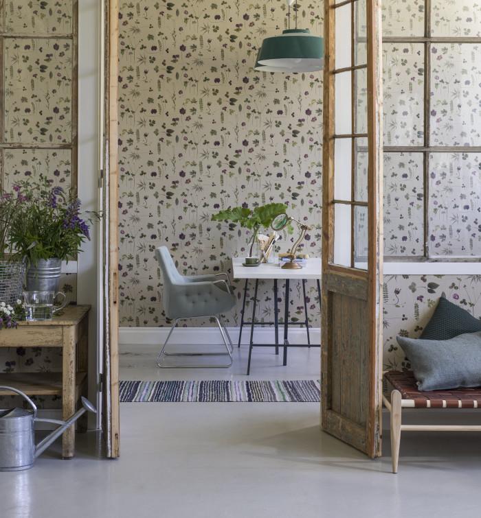 Шведские обои Eco,  коллекция Simplicity, артикул3661