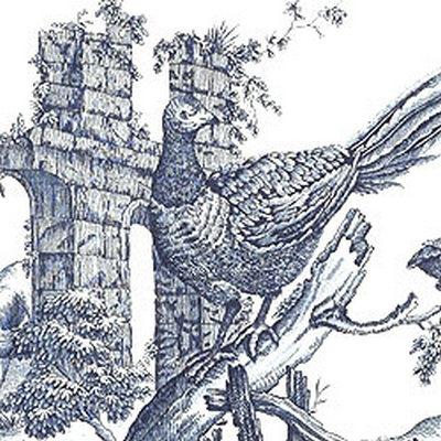 Американские обои Thibaut,  коллекция Castle Pine, артикулT6340
