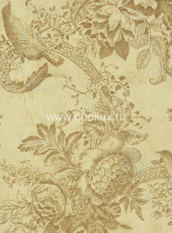 Американские обои Pelican Prints,  коллекция Finesse, артикулTP20504
