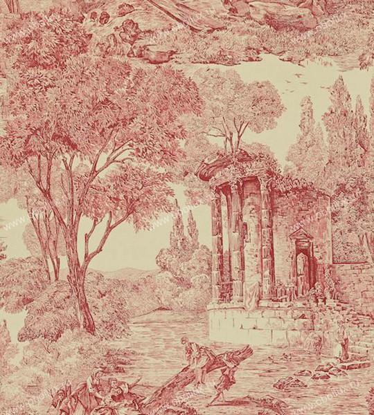 Английские обои Zoffany,  коллекция Chantemerle, артикулCHP07003