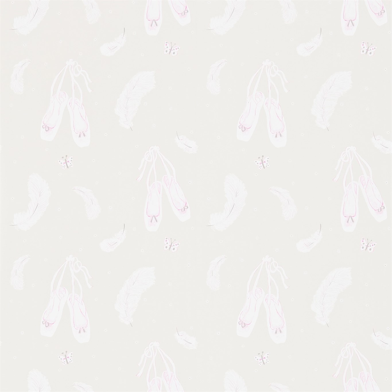 Английские обои Sanderson,  коллекция Abracazoo, артикул214021