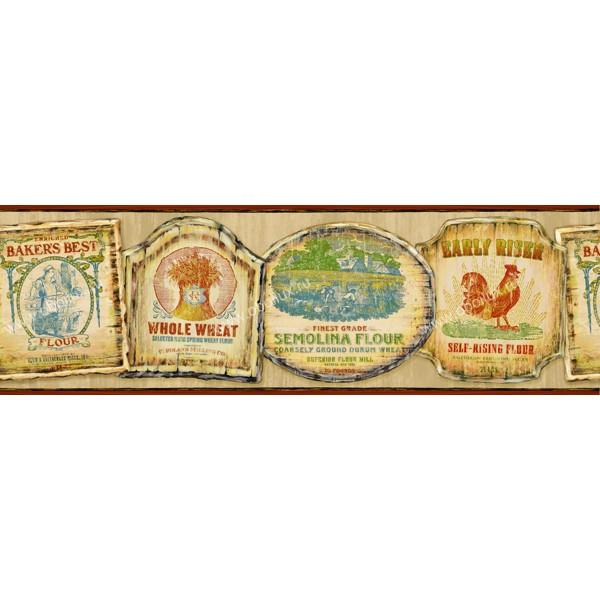Американские обои Chesapeake,  коллекция Family & Friends III, артикулFFR65351B