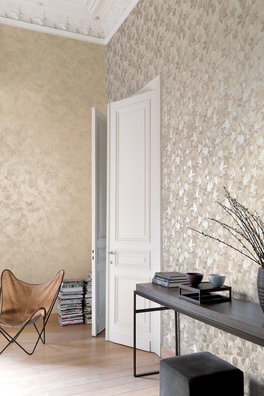 Бельгийские обои Grandeco,  коллекция Nature Luxury, артикулNL-02-10-5