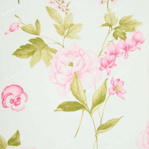 Французские обои Casadeco,  коллекция Botanic, артикулBTC12364102