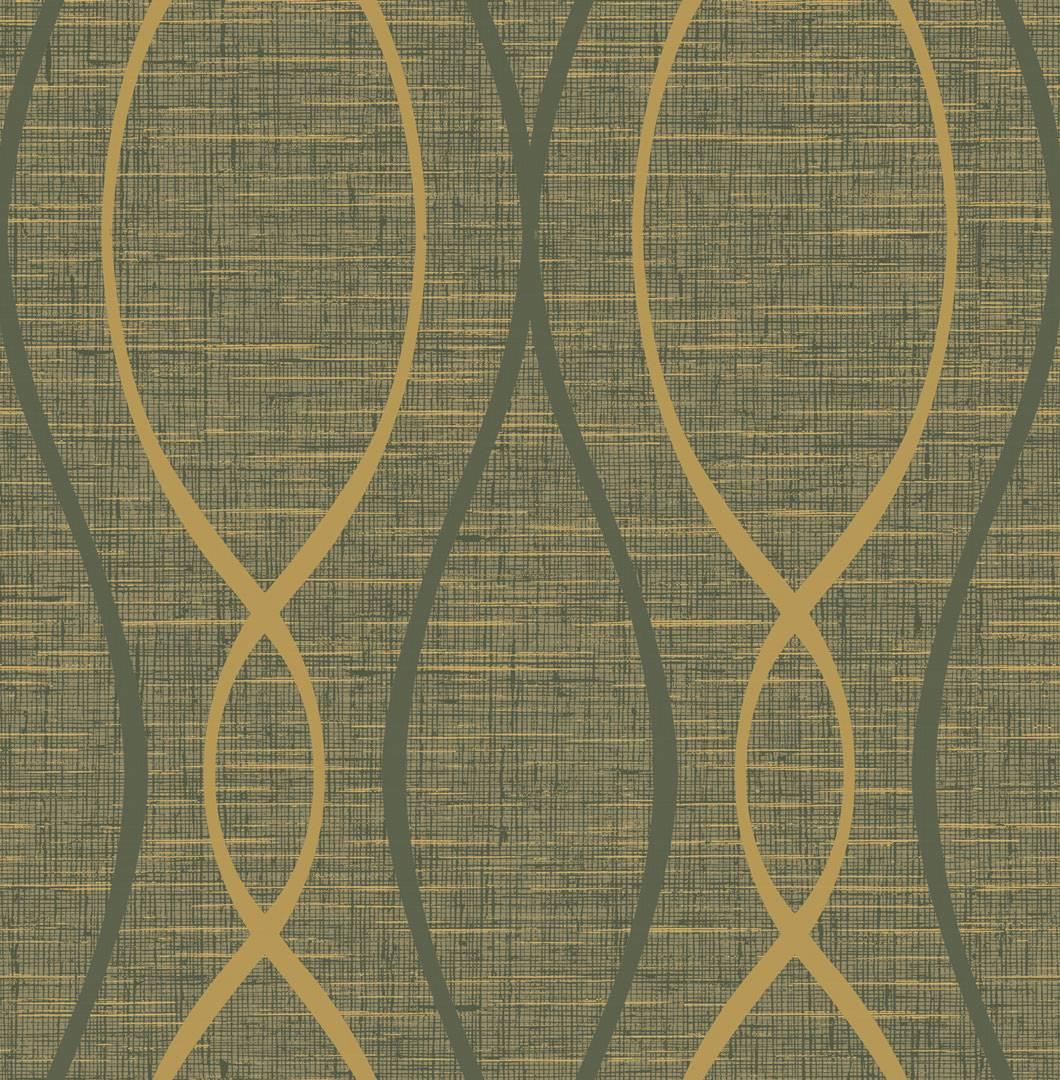 Американские обои Seabrook,  коллекция Geometric, артикулGT21900