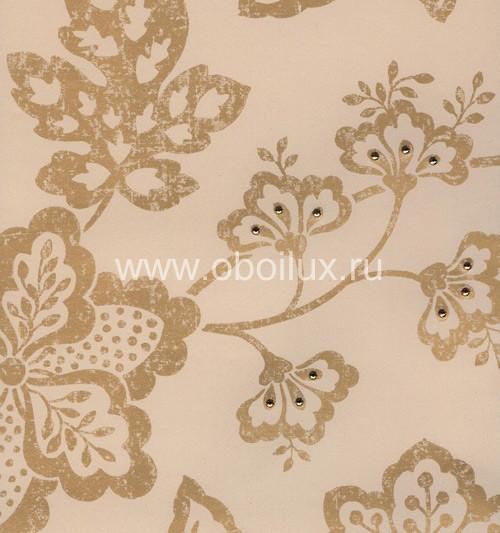 Английские обои Kandola,  коллекция First Love, артикулw1433-03-246