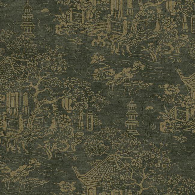 Американские обои York,  коллекция Mandalay, артикулAD1259