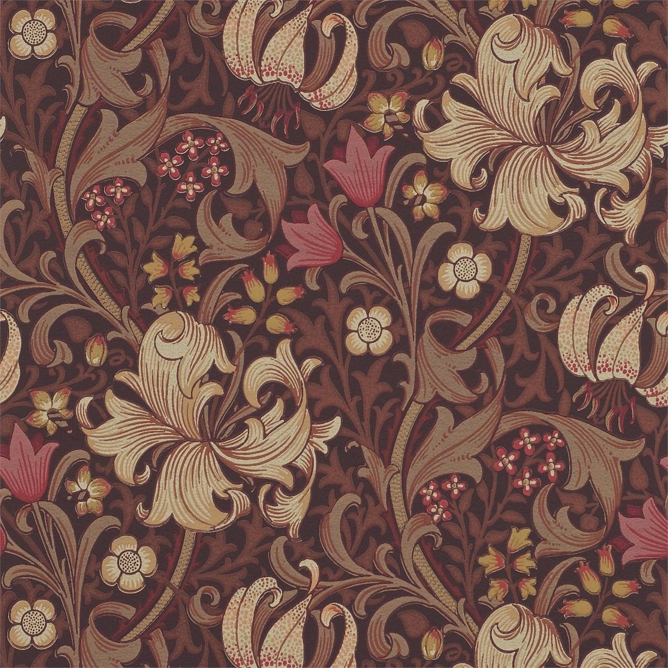 Английские обои Morris & Co,  коллекция Archive Wallpapers, артикул210402