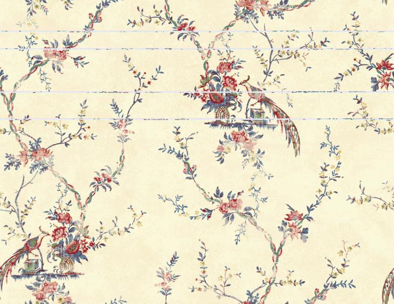 Американские обои Wallquest,  коллекция Sandpiper Studios - Heart of Provence, артикулPV10801