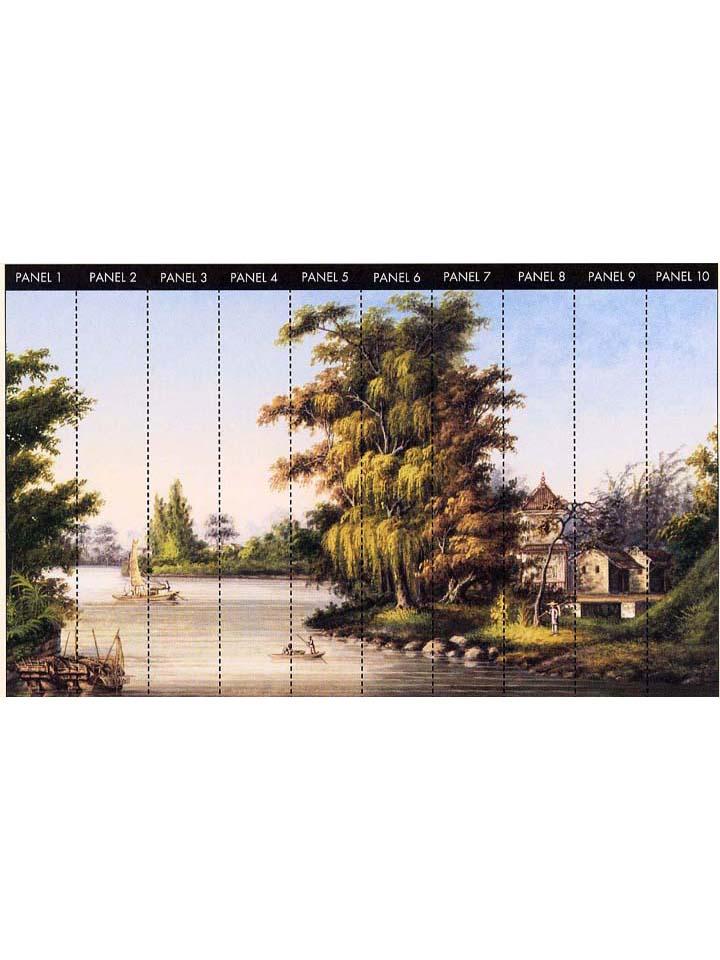 Американские обои York,  коллекция Mural Portfolio, артикулRA0181M