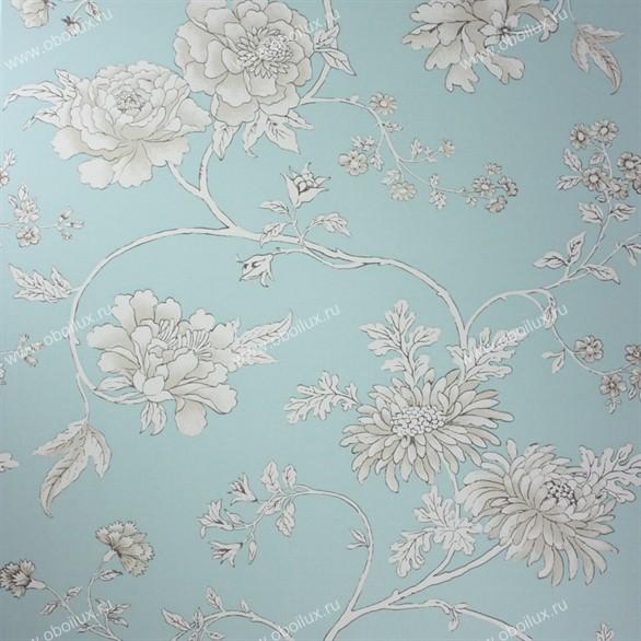Английские обои Nina Campbell,  коллекция Wallpaper Album III, артикулNCW3710-06