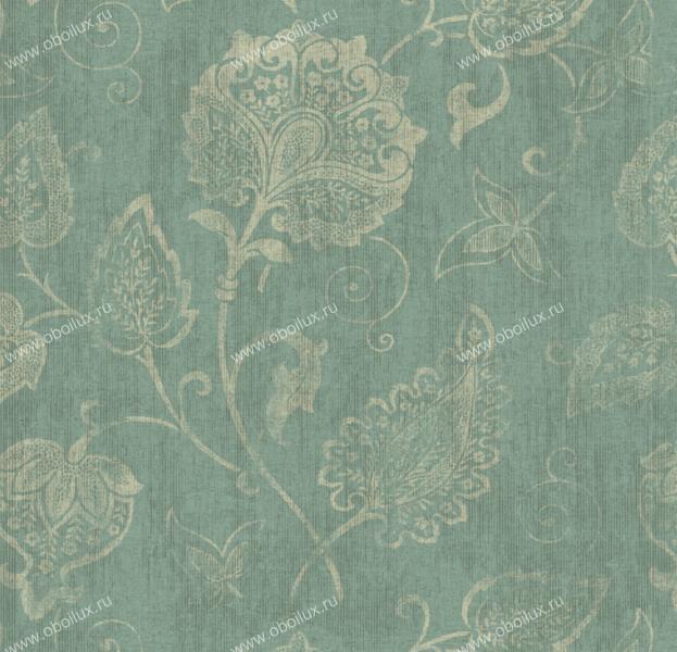 Американские обои Seabrook,  коллекция London Style, артикулdm40104