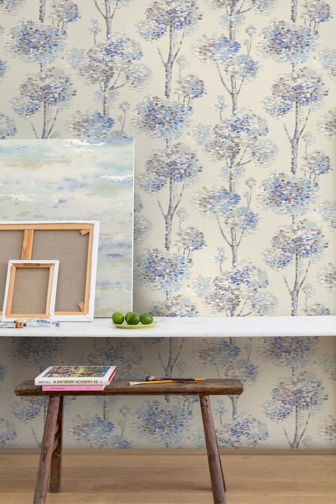 Бельгийские обои Grandeco,  коллекция Painterly, артикулPY1208
