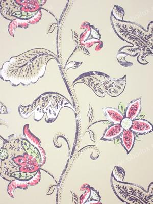 Английские обои Nina Campbell,  коллекция Birdcage Walk, артикулNCW3775-04