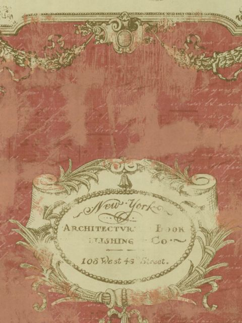 Американские обои Wallquest,  коллекция Sandpiper Studios - Versailles, артикулVS40201
