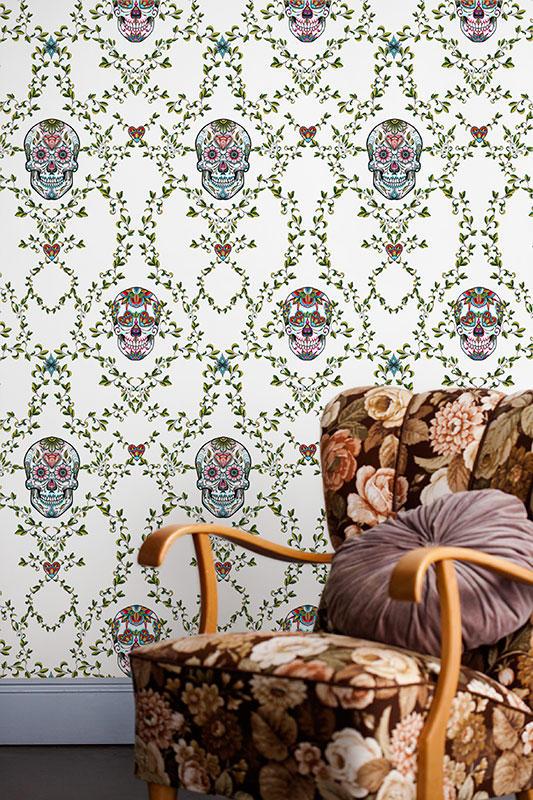 Шведские обои Mr Perswall,  коллекция Street Art, артикулP202101-8