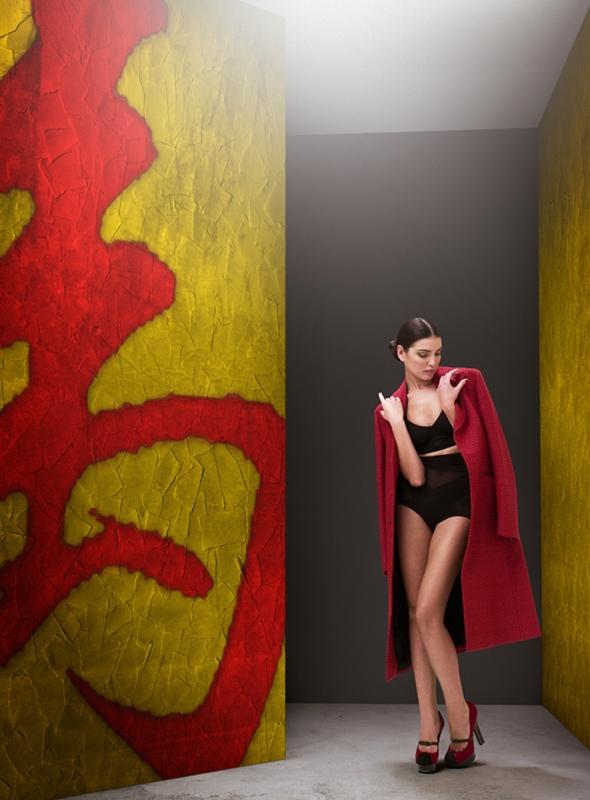 Итальянские обои Wall & deco,  коллекция Gio Pagani 14, артикулGPW1422