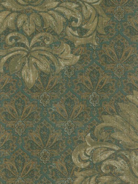 Американские обои Wallquest,  коллекция Sandpiper Studios - New Elegance, артикулSD70602