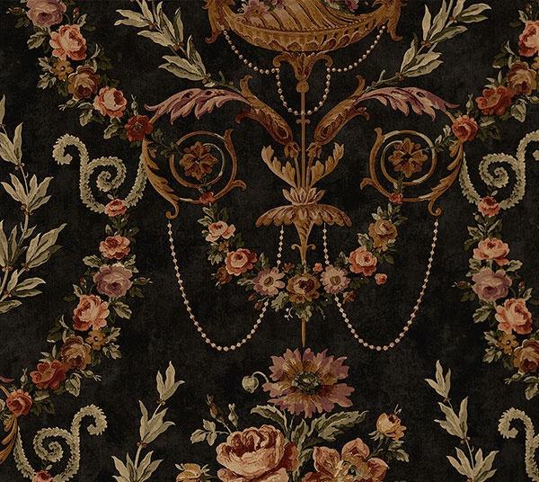 Немецкие обои KT-Exclusive,  коллекция Parisian Florals, артикулFV61017