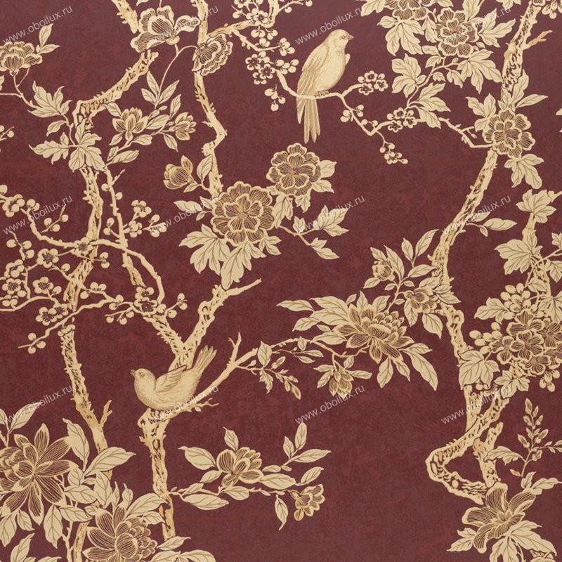 Американские обои Ralph Lauren,  коллекция Century Club Textures, артикулLWP65396W