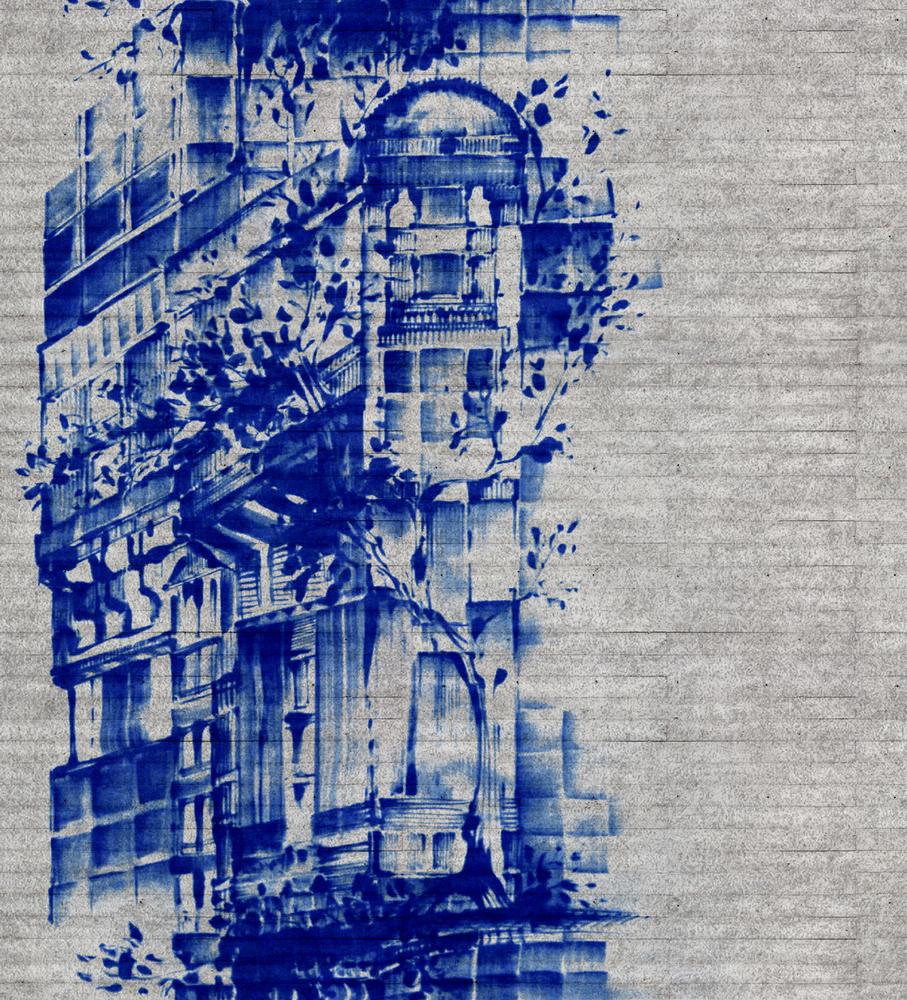 Итальянские обои J Wall,  коллекция 1002 Pandora, артикулWJC00201