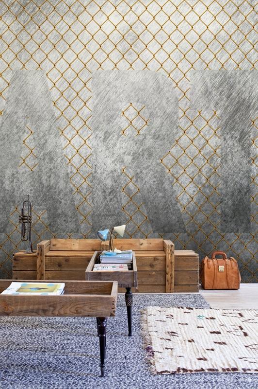 Итальянские обои Wall & deco,  коллекция Life 14, артикулWDEA1402