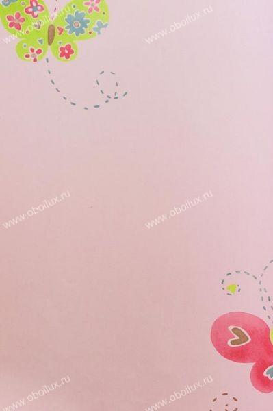 Французские обои Camengo,  коллекция The Little Friends, артикул544116