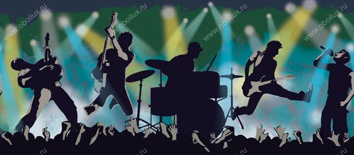 Американские обои Chesapeake,  коллекция Boys Rock, артикулBYR94152B
