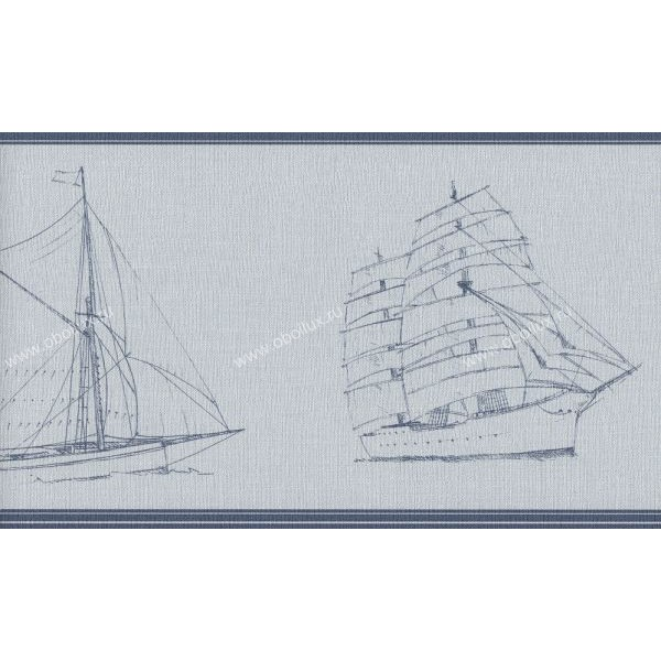 Французские обои Casadeco,  коллекция Fregate, артикулFRG19926119