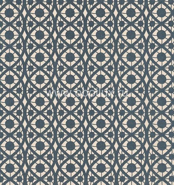 Английские обои The art of wallpaper,  коллекция Stripes Daisy Lace, артикулaow-lac-17