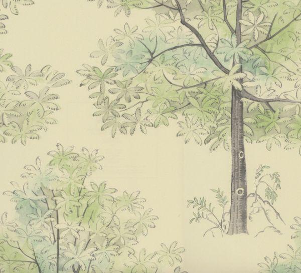 Английские обои Designers guild,  коллекция The Royal Collection - Rosa Chinensis, артикулPQ008/04